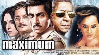 Maximum Full Movie | Hindi Movies 2016 Full Movie | Sonu Sood | Bollywood Movie | Naseeruddin Shah