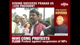 Rashtrapati Bhavan All Set To Welcome New President