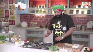 Turban Tadka Shorts | Beetroot & Apple Salad | Chef Harpal Singh Sokhi
