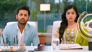 Nithin 2021 New Released South Movie | 2021 Latest Blockbuster South Indian Movie In Hindi Dubbed