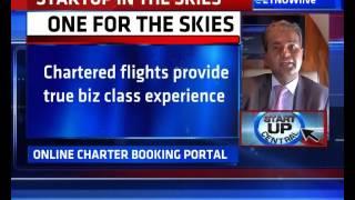 Online Charter Booking Portal
