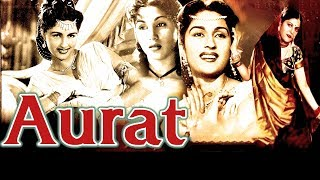 Aurat 1940 Hindi Old Classical Hindi Full Movie || Babubhai Mehta, Wajahat Mirza || Old Hindi Movies