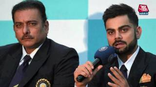 Shastri Eyeing On Being The Coach