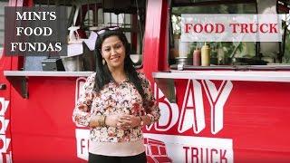 Food Truck |  Latest Food Review | Mini's Food Fundas