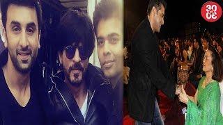 Shahrukh & Ranbir Visit Karan Johar's Babies   Salman To Launch Asha Parekh's Biography