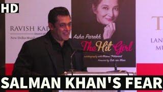 What Got Salman Khan Sweating? | The Hit Girl Book Launch | Asha Parekh