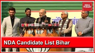Major Takeaways Of NDA's Candidate List For Lok Sabha Polls In Bihar
