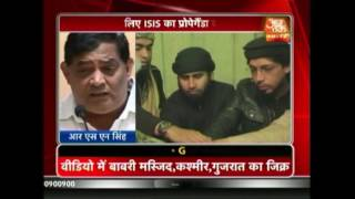ISIS Threatens India In 22-minute Video