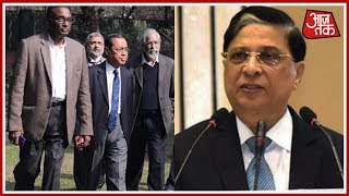 Supreme Court Judges Hold Urgent Meeting After Oppn Parties Move For Chief Justice Impeachment