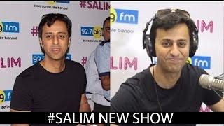 92.7 Big FM   FM Stations   Salim Merchant   RJ   Mumbai