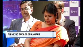 Budget 2017: What Students Want