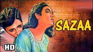 Sazaa (1951) |  Hindi Full Movie | Dev Anand, Nimmi, Shyama
