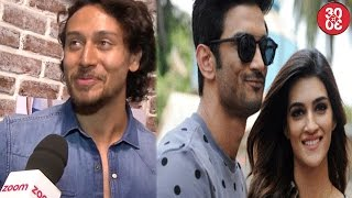 Tiger Shroff Denies Recommending Disha For 'Baaghi 2' | Kriti Sanon Irked With Sushant & Why