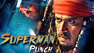 Superman Punch (2017) Latest South Indian Full Hindi Dubbed Movie | Arjun | 2017 Dubbed Action Movie
