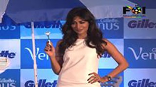 Bollywood hotties Launch New Gillette Razor