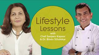 Lifestyle Lessons With Chef Sanjeev Kapoor &  Dr. Bindu Sthalekar | About Skin