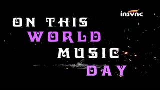 Insync celebrates World Music Day