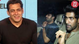 Salman Khan Keeps Mum On Surrogacy   Karan Celebrates 'Baahubali' Success With Celebs