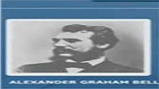 ALEXANDER GRAHM BELL