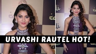 Urvashi Rautela Stunning Hot At the Launch OF Cavalli Lounge!