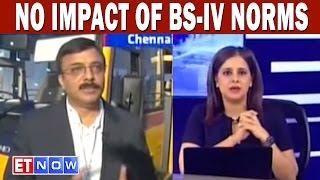 Ban On BS-III Models Won't Impact Ashok Leyland Says Vinod Dasari