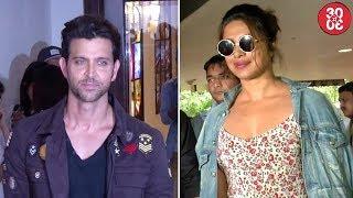 Hrithik Starts Prepping For His Next | Priyanka Wraps Up Shooting For 'A Kid Like Jake'