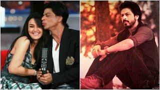 Preity Zinta Keeps Quiet On Shahrukh's Topic | Shahrukh Has No Time For Hollywood