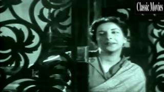 Zindagi Badli Mohabbat   || Anhonee 1952 Hindi Full Movie   Nargis, Raj Kapoor   Hindi