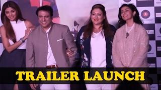 Aa Gaya Hero Trailer | Launch | Govinda, Shilpa Shetty & Manisha Koirala