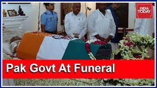 Breaking   Pak Govt Delegation Gets Visa For Atal Bihari Vajpayee's Funeral