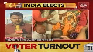 Mayawati Fumes Over Yogi Adityanath Accusing Him Of Defying EC| Lok Sabha Elections 2019