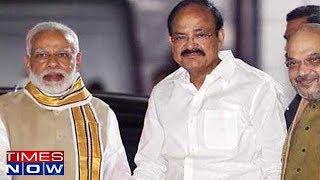 Opposition Parties To Meet Vice President Venkaiah Naidu On Impeachment Motion Against CJI