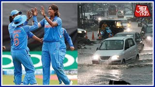 Khabare Superfast: Heavy Rain Alerted In Gujarat, Womens Team Reach Cricket World Cup Final & more