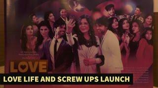 Premiere Of Zeenat Aman's Debut Web Series Love Life And Screw Ups