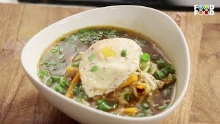 Chicken Broth With Poached Eggs | Winter Treats | Chef Ajay Chopra | FoodFood
