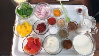 Chef Anupa Das prepared Home-made Flavoured Paneer followed by Paneer Tikka
