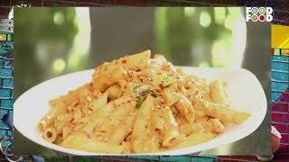Chicken Curry Pasta | Turban Tadka | Chef Harpal
