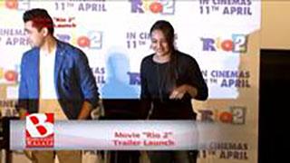 Movie Rio 2 Trailer Launch
