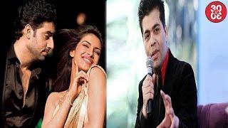 Abhishek-Priyanka To Reunite ? | Karan Johar Talks About The Choices His Kids Would Make