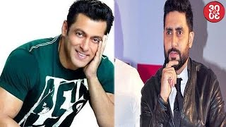 Salman To Record A Special Song For Tubelight With Kids | Abhishek Finally Bags A New Film