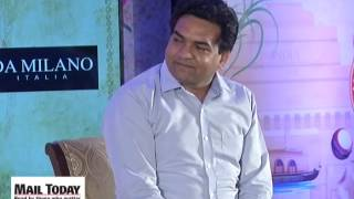Exclusive: Kapil Mishra Speaks On Culture At Mail Today Culture Conclave