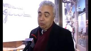 Oil Gains On Deal Optimism: Fatih Birol | Davos 2017