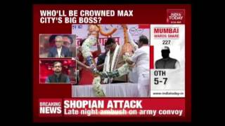 Civic Body Poll Results To Dictate Politics In Maharashtra