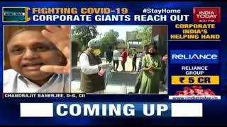 How Corporate India Helping The Fight Against Coronavirus? | Newstrack With Rahul Kanwal