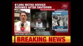 Bengaluru Metro Services Resume