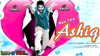 New South Indian Full Hindi Dubbed Movie - Main Tera Aashique | Hindi Dubbed Movies 2018 Full Movie