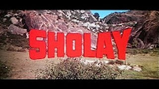SHOLEY | Super-Hit Hindi Movie