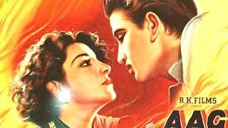 Aag | Full Hindi Movie | Super-hit Hindi Movies | Kamini Kaushal | Raj Kapoor