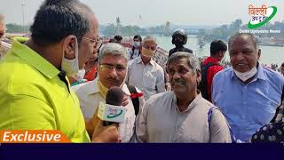 माता सरोज जिंदल चेरीटेबल ट्रस्ट | हरिद्वार महाकुंभ—2021| Free buses to Mahakumbh | Delhi Uptodate