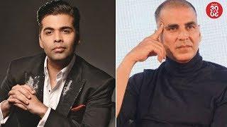 Karan Johar In Search Of 'SOTY 2' Cast   Akshay's Strategy On 'Padman' Vs 'Padmaavat' Clash Revealed